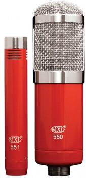 MXL 550/551 Mikrofon Set
