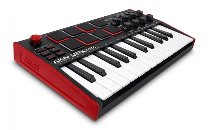 AKAI MPK Mini MK3 USB-Midi-Tastatur