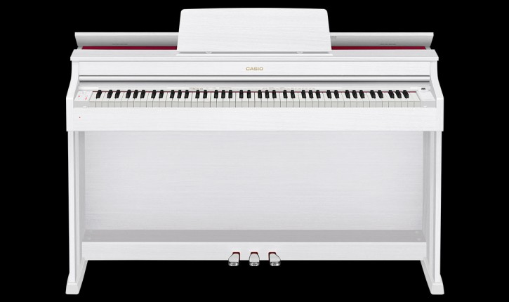 Casio AP-470 WE - Weiß B-Stock