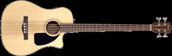 Fender CB-100CE NAT Elektro-Akustikbass