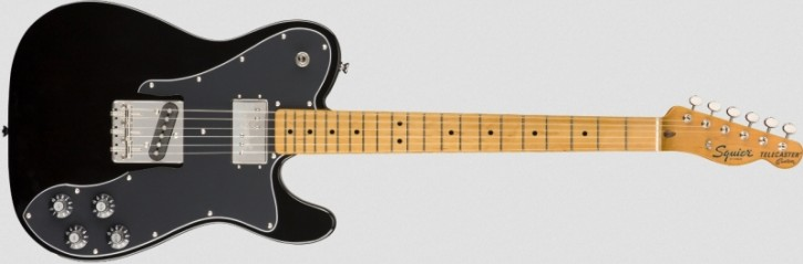Squier Classic Vibe`70s Telecaster Custom MN BLK