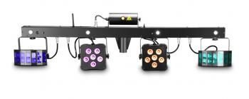 Cameo Mutli FX Bar - DJ Komplettlösung mit 5 Lichteffekten