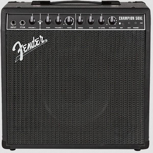 Fender Champion 50XL Gitarren Combo Verstärker