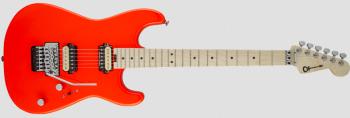 Charvel Pro Mod San Dimas Style 1, HH, FR, Rocket Red