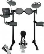 Yamaha DTX430K Set mit Kopfhörer, Hocker und 2 Paar Sticks