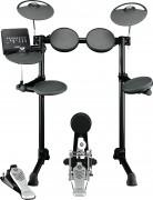 Yamaha DTX450K Set mit Kopfhörer, Hocker und 2 Paar Sticks