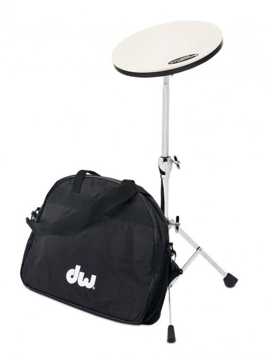 """DW Smart Practice Pack - Pad 12"""" mit Ständer und Tasche"""