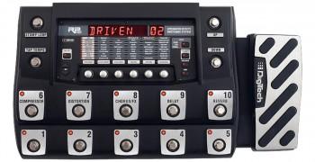 Digitech Guitar Modeling Preamp RP 1000