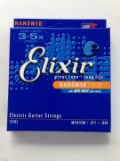 Elixir Nanoweb E-Gitarrensaiten Medium 011-049