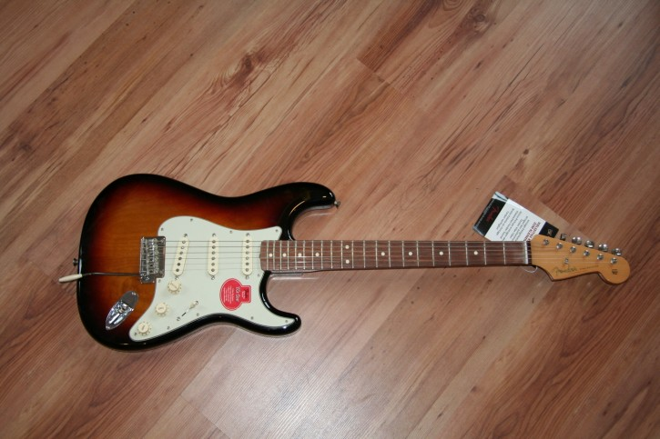 Fender 60s Stratocaster Classic Player RW 3TS B-Stock