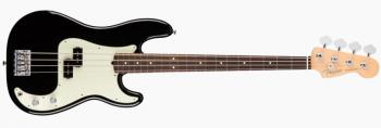 Fender American Pro Precision Bass RW BK