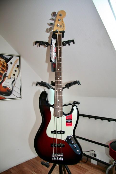 Fender American Pro Jazz Bass RW 3TS