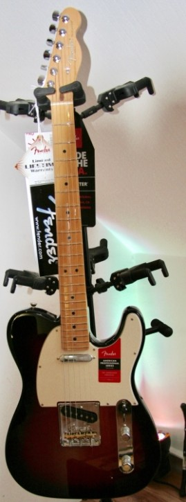 Fender American Pro Telecaster MN 3TS