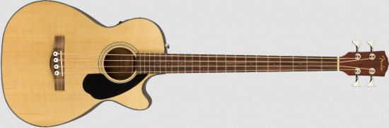 Fender CB-60SCE NT, Akustik Bass