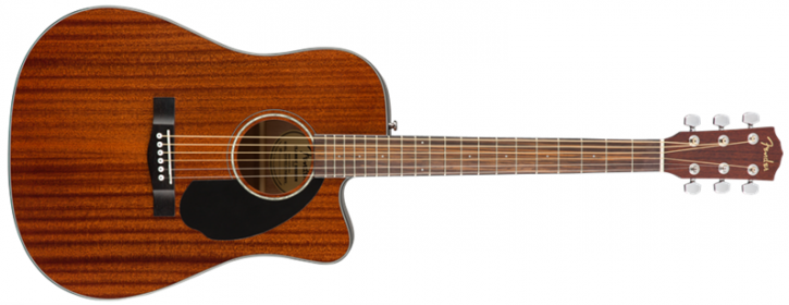 Fender CD-60SCE All-Mahogany