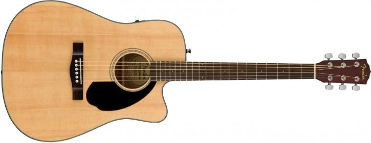 Fender CD-60SCE Nat, WN