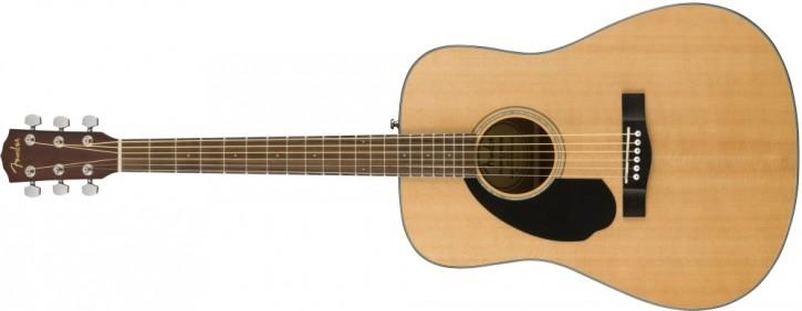 Fender CD-60S LH Natural WN