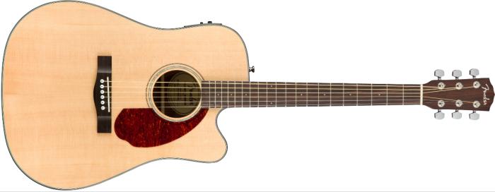 Fender CD-140SCE Natur inkl. Koffer