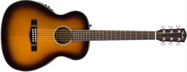 Fender CT-140SE Sunburst inkl. Koffer