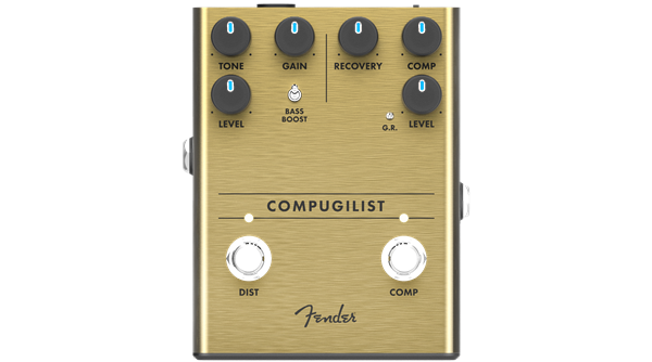 Fender Compugilist - Compressor/Distortion