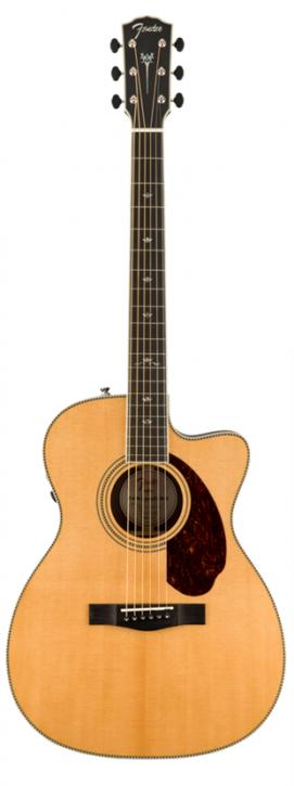 Fender PM-3CE Deluxe Triple-0 Natur