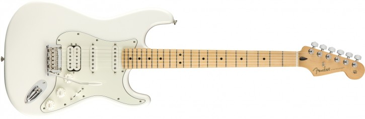 Fender Player Stratocaster HSS MN PWH