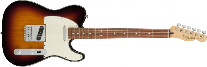Fender Player Telecaster PF 3TS