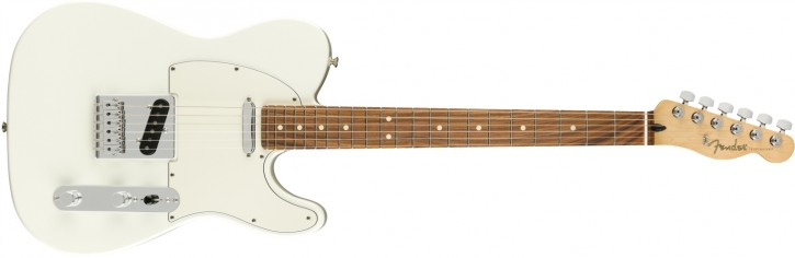 Fender Player Telecaster PF PWH