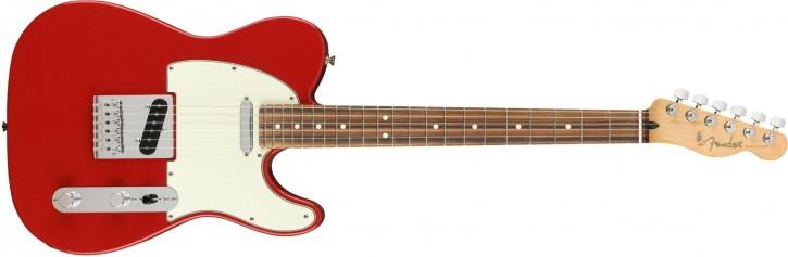 Fender Player Telecaster PF SRD