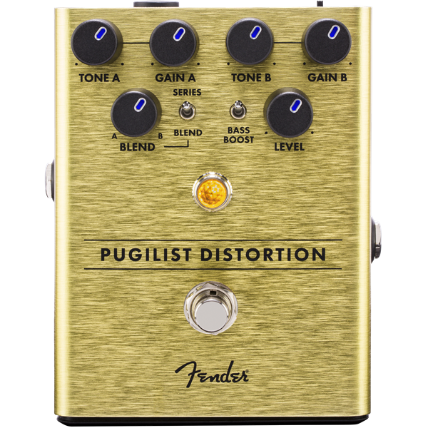 Fender Pugilist - Distortion Pedal
