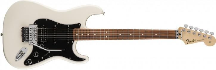 Fender Standard Strat HSS Floyd PF OWT B-Ware
