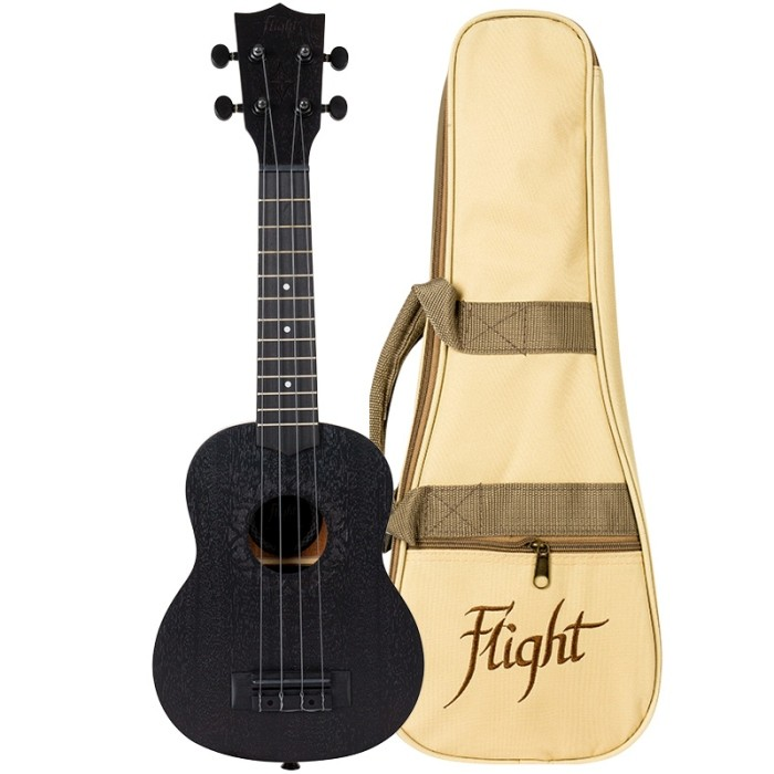 Flight Sopran Ukulele NUS310 Blackbird