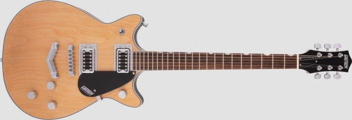 Gretsch G5222 Electromatic Double Jet BT V-Stoptail, Aged Natural