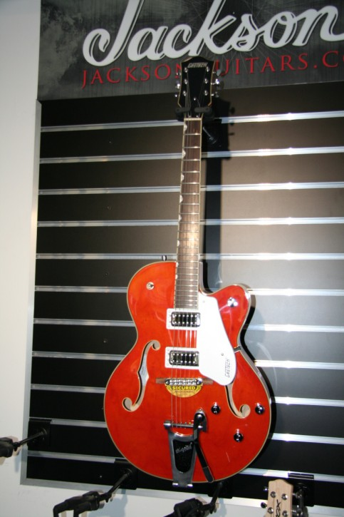 Gretsch G5420T Electromatic Hollowbody Orange Stain