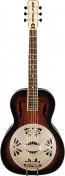 Gretsch G9240 Alligator Biscuit Roundneck Resonator 2TS