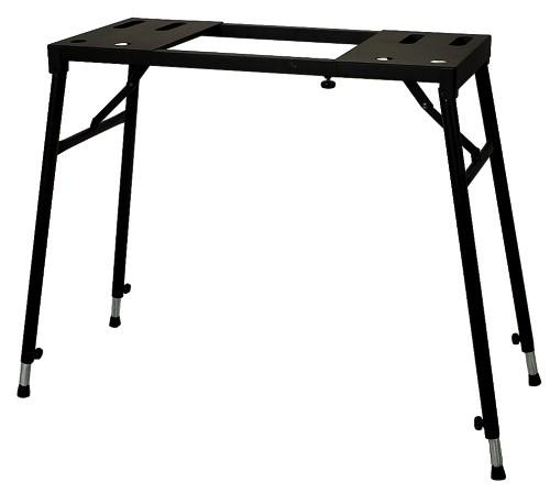 Basix Keyboardtisch schwarz BSX Geräteständer