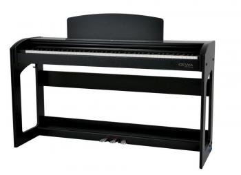Gewa Piano DP-240G - schwarz matt-Aussteller