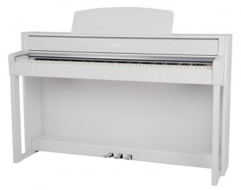 Gewa Piano UP-280G - weiß matt