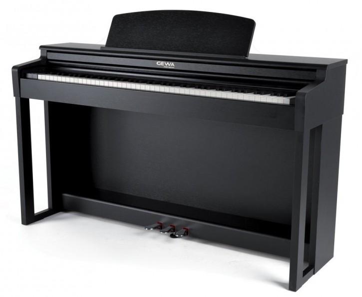 Gewa Piano UP-360 G schwarz Set - Made in Germany
