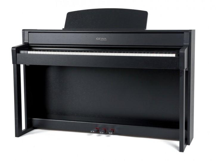 Gewa Piano UP-380 WK schwarz - Made in Germany