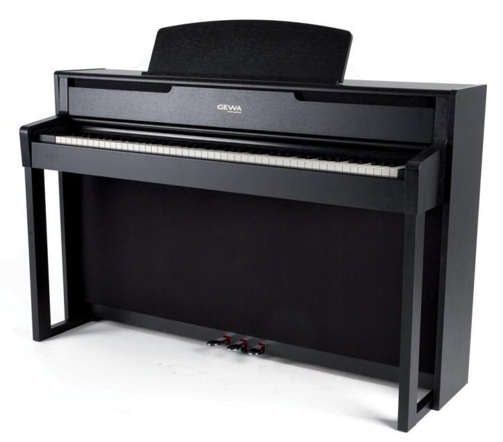 Gewa Piano UP-400 schwarz