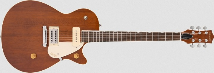 Gretsch G2215-P90 Streamliner Junior Jet Single Barrel Stain