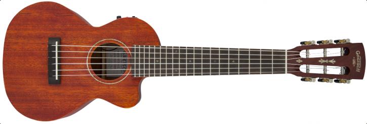 Gretsch G9126-ACE Gitarren-Ukulele mit Tonabnehmer inkl. Tasche