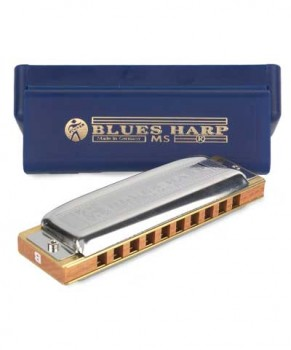 Hohner Blues Harp MS F