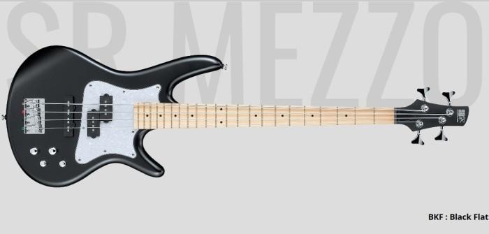 Ibanez SRMD200-BKF
