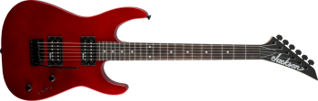 Jackson JS-11 metallic red