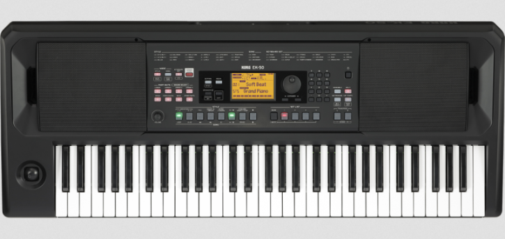 Korg EK-50 Entertainer Keyboard Set mit Stativ/Kopfhörer