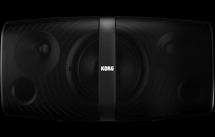 Korg KONNECT mobile PA-Combo