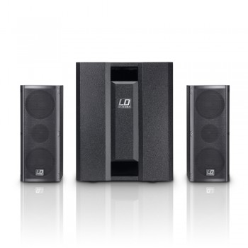 LD Systems DAVE 8 Roadie aktives PA-System