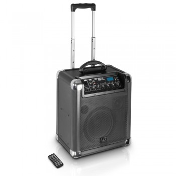 LD Systems Roadjack 10 - mobiles PA-System mit Bluetooth